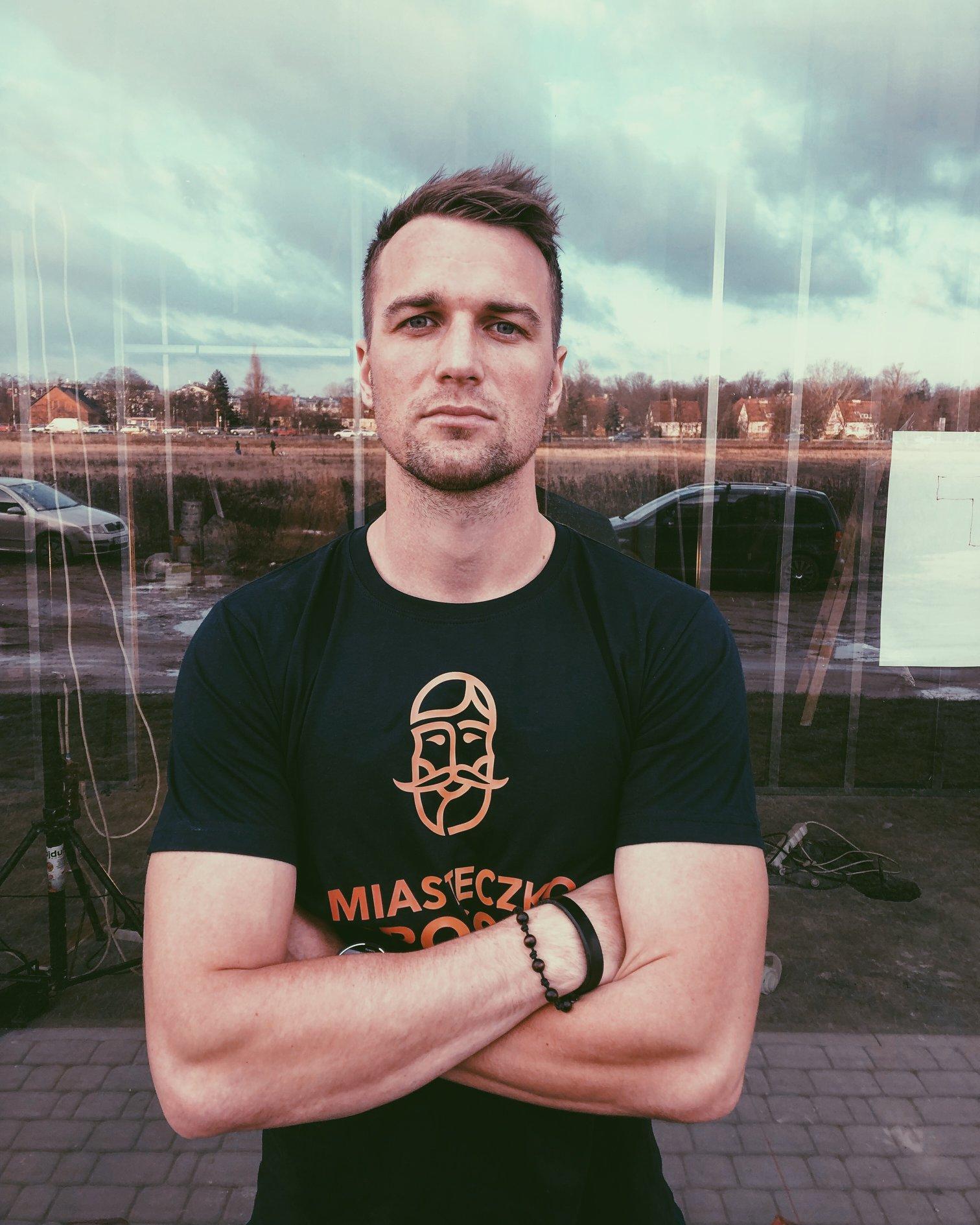 Paweł Nerek - Headcoach Miasteczko CrossFit Warszawa Wilanów
