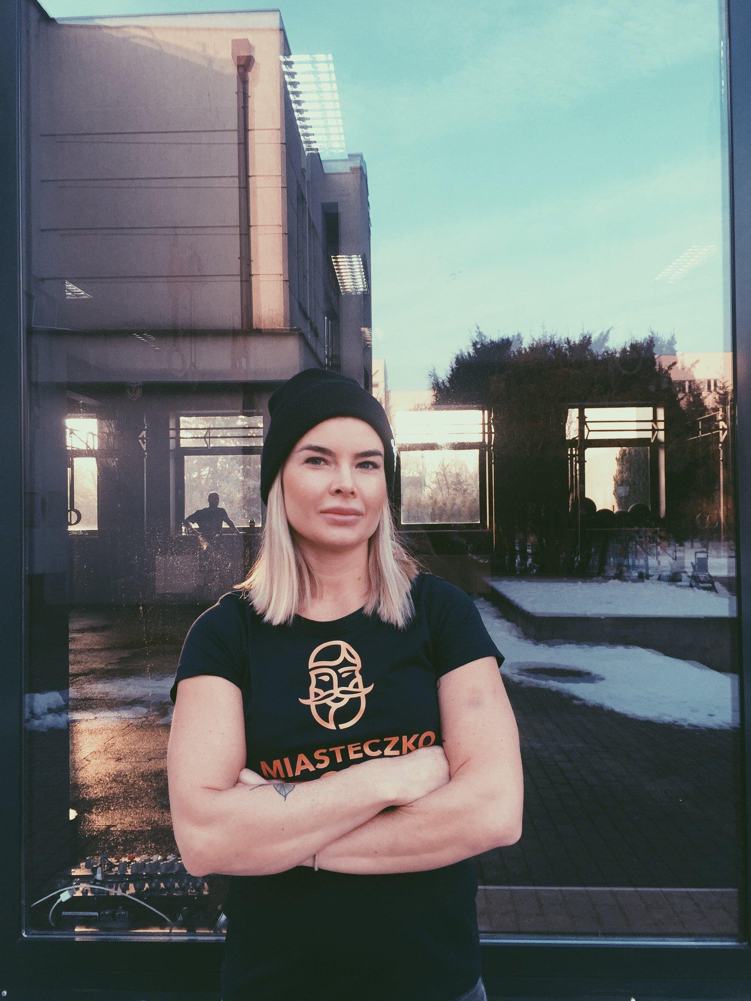 Dorota Piechocka - Coach Miasteczko CrossFit Warszawa Wilanów