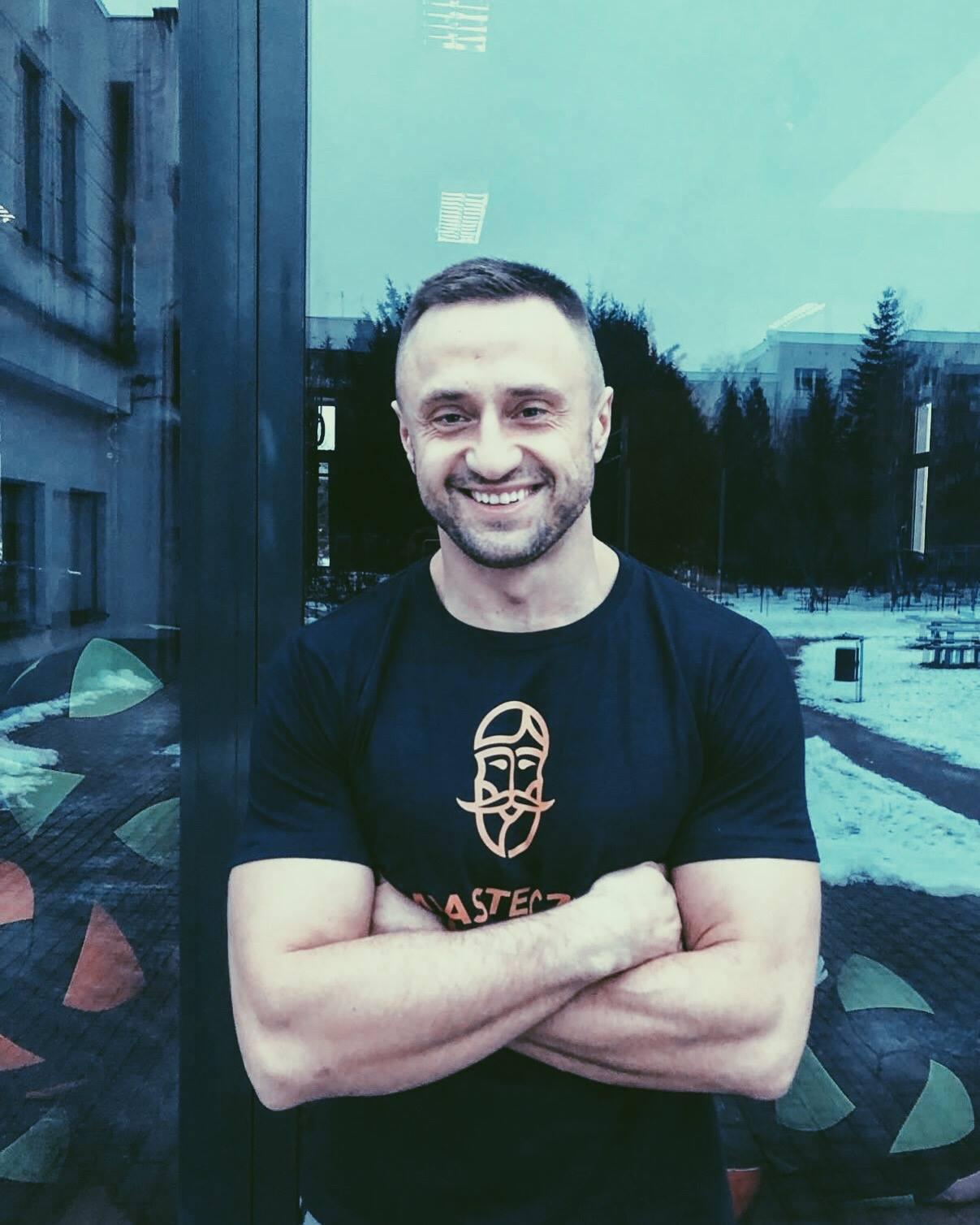 Filip Dęb - Coach Miasteczko CrossFit Warszawa Wilanów